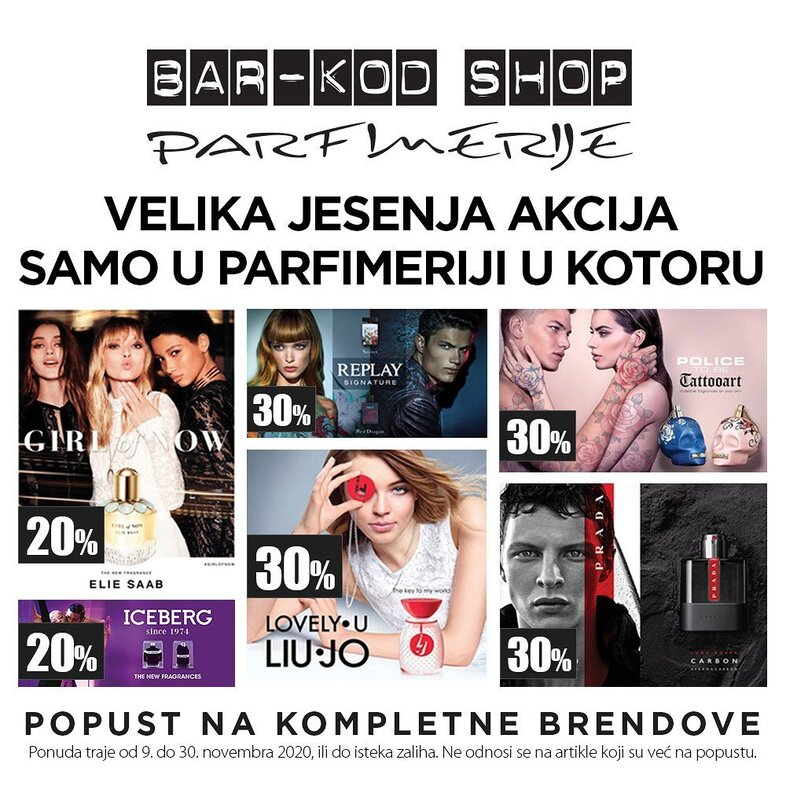 Bar-kod Shop